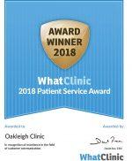 whatcliniccertificate